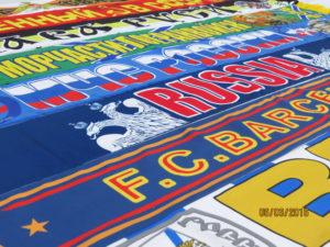 шарфы на заказ москва