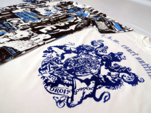 футболки с принтом на заказ