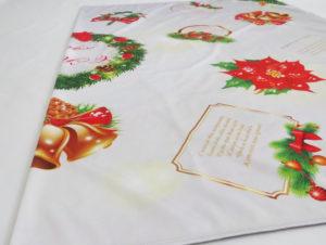 печать на скатерти москва