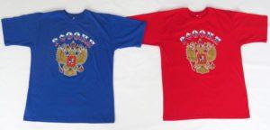 футболки на заказ москва