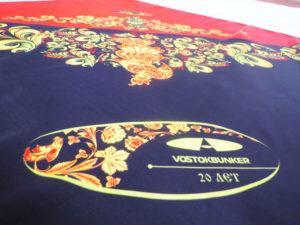 платки с логотипом на заказ