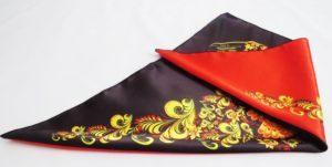 печать на платках москва