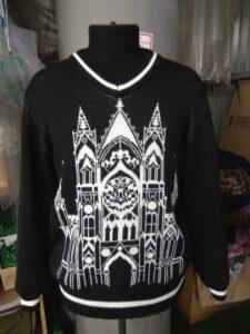 купить вязаный свитер