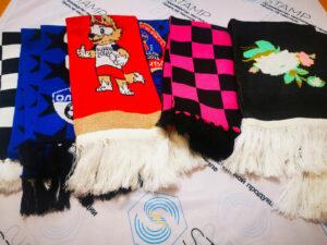 шарф вязаный купить