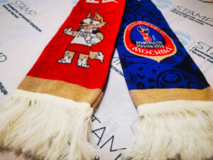 вязаные шарфы заказать